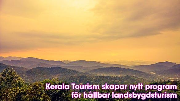 Kerala Tourism samarbetar med NotOnMap för landsbygdsturism